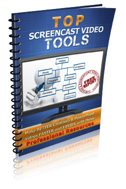 Screencast Resource Report